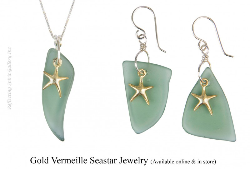 sea glass jewelry