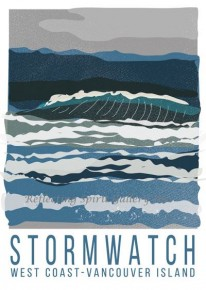 Card / Storm Watch West Coast