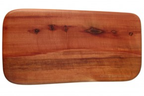 Arbutus Wood Box