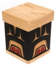 Eagle Red Cedar Bentwood Box