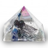 Inner Space Glass Pyramid