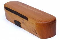 Arbutus Box with Natural Bark