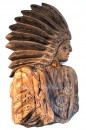 Chief with Headdress