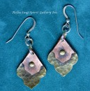 Lotus Petal Earrings