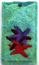 Starfish Felted Case
