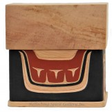 """Wings"" Red Cedar Bentwood Box"