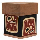 Eagle Cedar Bentwood Box