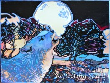 Full Moon Howl