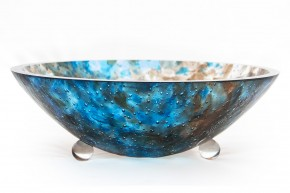 Cast Bowl With Feet