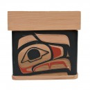Eagle Bentwood Box