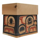 Cedar Eagle Bentwood Box