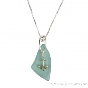 Fishing Float Anchor Pendant