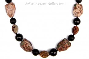 Rainforest Jasper Necklace