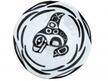 Native Killer Whale Plate