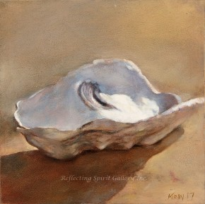 Oyster on Long Shadow