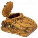 One Of A Kind Burl Jewelry Box