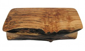Spalted Big Leaf Maple Keepsake Box