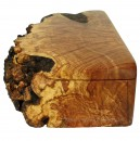 Natural Burl Jewelry Box