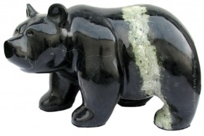 Racing Stripe Bear