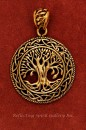 Bronze Celtic Tree of Life Pendant