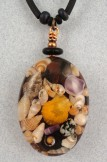 Piece of the Ocean Tiger Eye Necklace