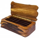 Red Alder Jewelry Box