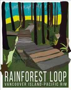Rainforest Loop Vancouver Island-Pacific Rim