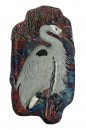 Heron Wall Plaque