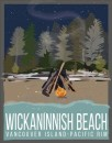 Wickaninnish Beach Vancouver Island-Pacific Rim