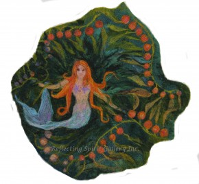 Mermaid in Kelp