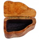Big Leaf Maple Burl Box