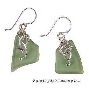 Tangled Kelp Earrings