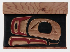 Raven Bentwood Red Cedar Box