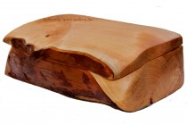 Arbutus Live Edge Box
