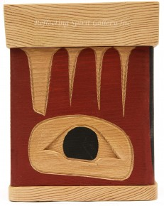 Shaman Red Cedar Bentwood Box